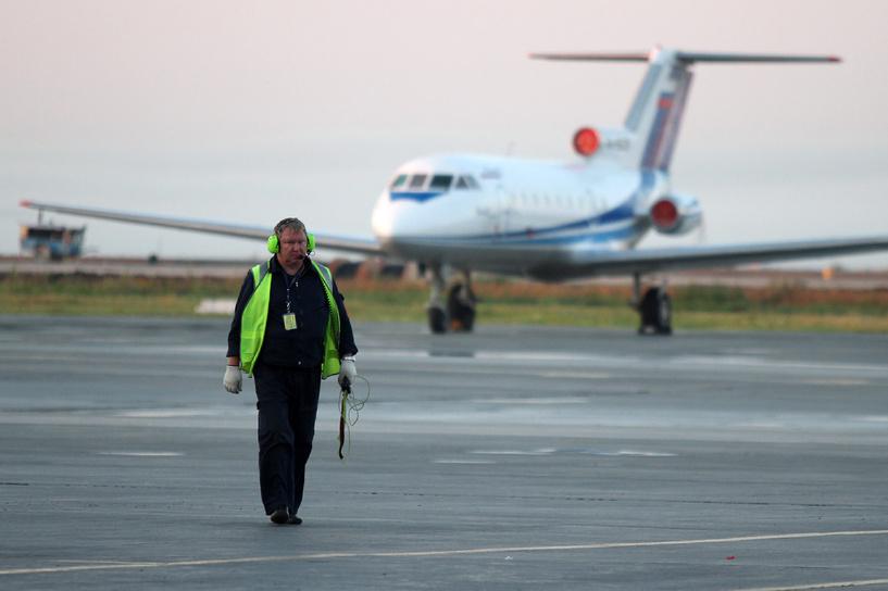 Росавиация запретила авиакомпаниям летать через Украину до конца конфликта