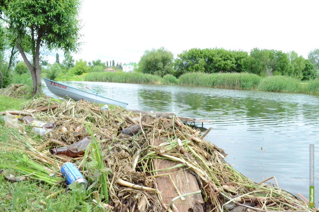 Тамбовчанам на День города подарят плавающий фонтан