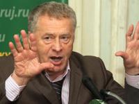 Жириновский заплатил «штраф» избирателям. За опоздание