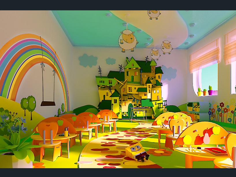 В Мичуринске достроили новый детский сад