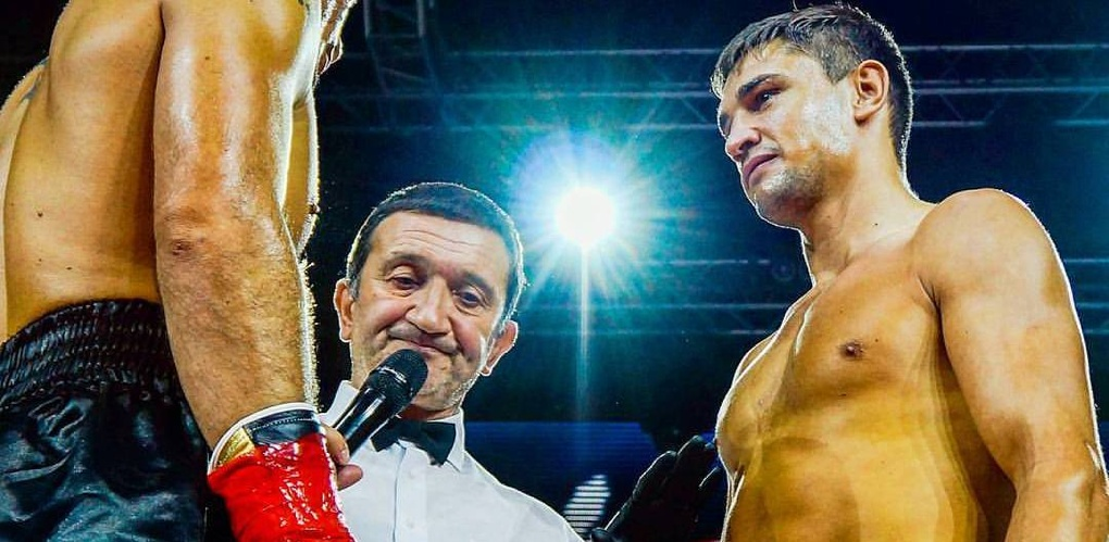 Артур Осипов проведёт бой в родном Мичуринске