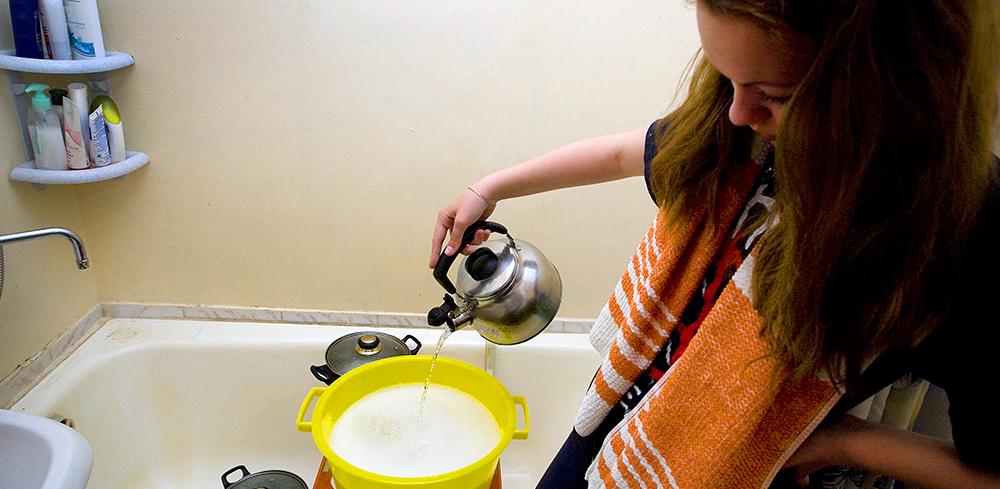 Тамбовчан временно оставят без горячей воды