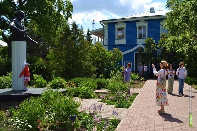 Тамбовский музей-усадьбу Рахманинова покажут на федеральном канале