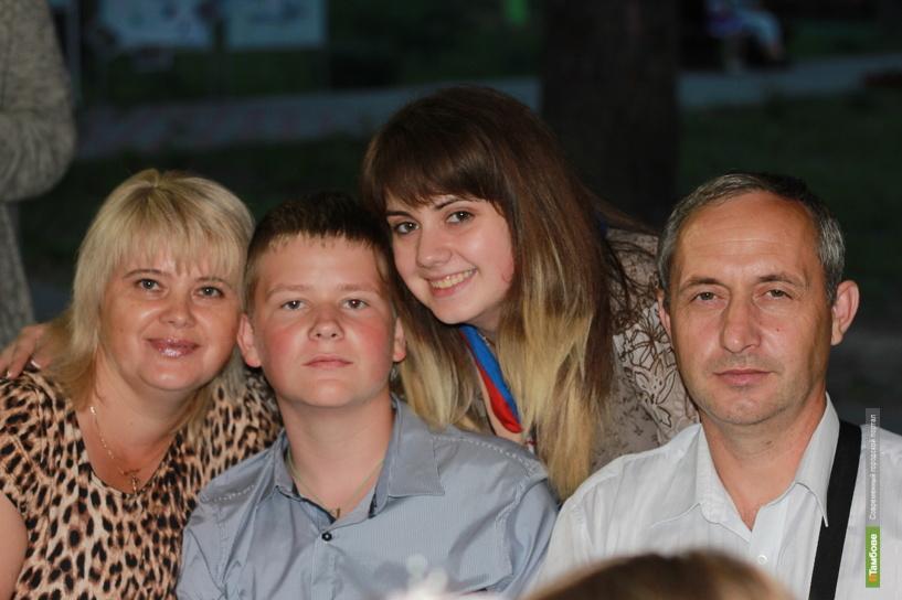 На Ассамблее юные табовчане не забывают и о семье
