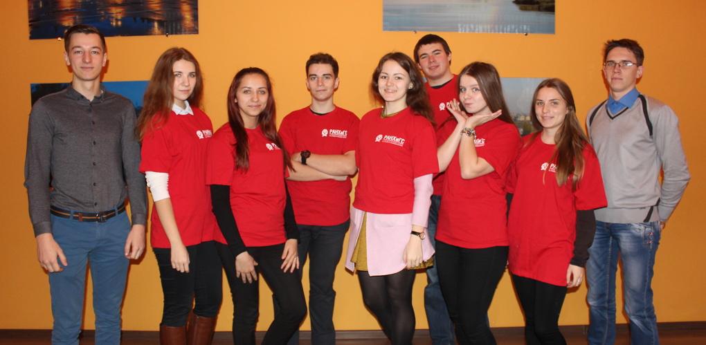 Студенты Президентской академии стали третьими в игре «Форт Боярд»