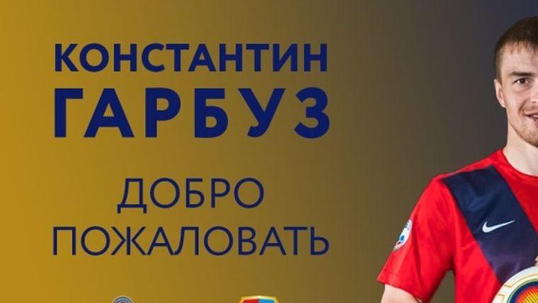 Состав ФК «Тамбов» пополнился новобранцем из «Енисея»