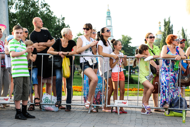 «Танцуй, Тамбов!»: в областном центре состоялся финал