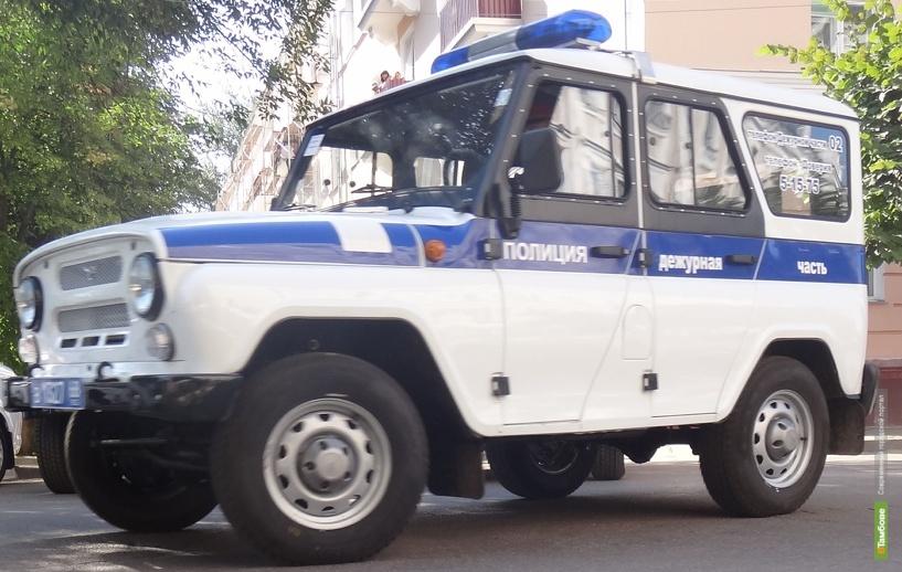 Мичуринские полицейские нашли пропавшую школьницу в Московской области