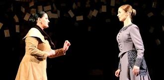 Драмтеатр открыл новой сезон премьерой спектакля «Доходное место»