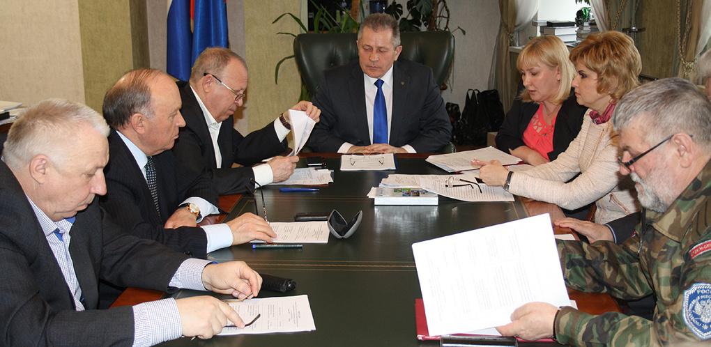 Общественный совет при Управлении Росреестра по Тамбовской области приступил к работе в новом составе