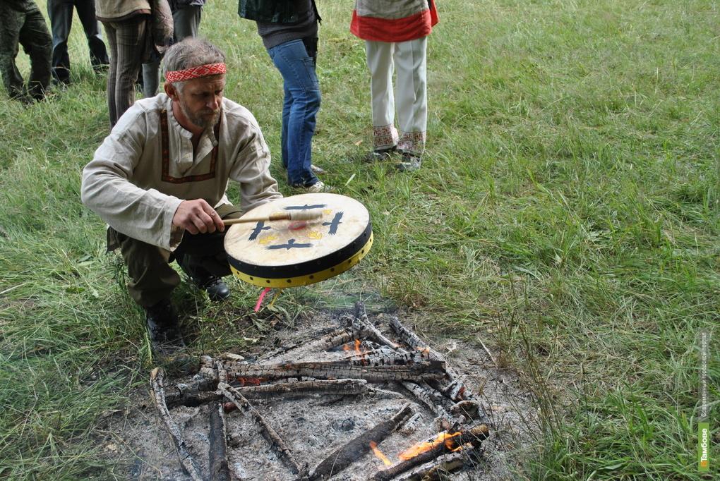 В парке Дружбы состоялся праздник «Купала – 2014»