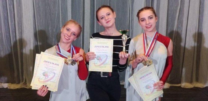 Танцевальный коллектив Тамбовского филиала РАНХиГС завоевал призовые места на соревнованиях в Липецке