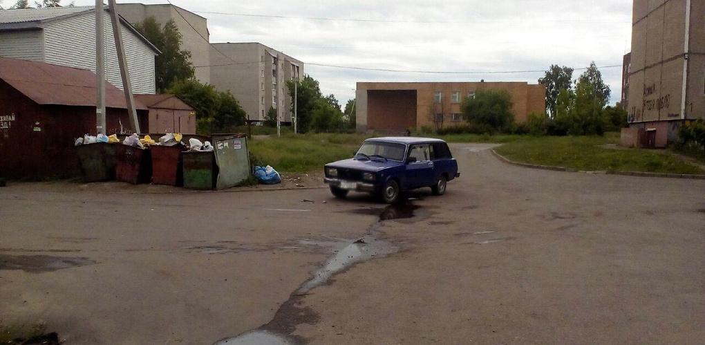 Неожиданно выехал перед авто: «четвёрка» сбила подростка на велосипеде