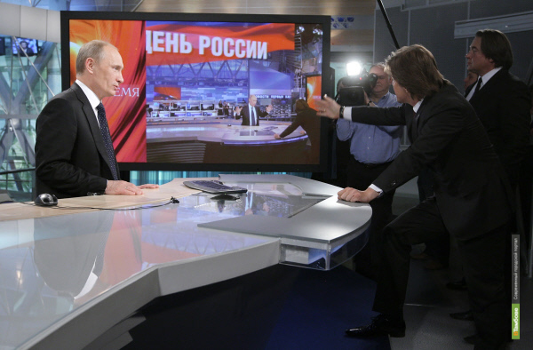 Друг Путина получил контроль над эфиром Первого канала