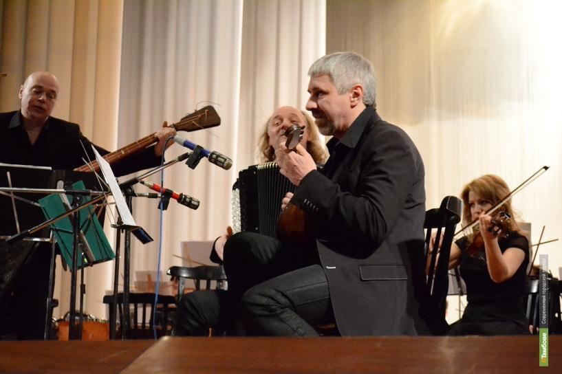 Итальянский вокалист споет в Тамбове под аккомпанемент балалайки