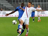 В товарищеском матче Россия разгромила Италию
