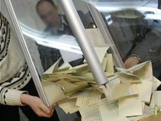 ЦИК обработал 15% протоколов для голосования