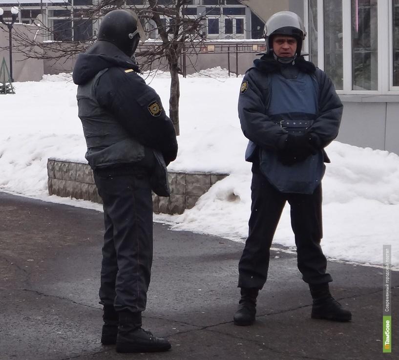 В центре Тамбова обнаружили труп женщины