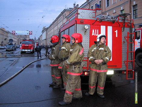 За сутки на Тамбовщине случилось два пожара