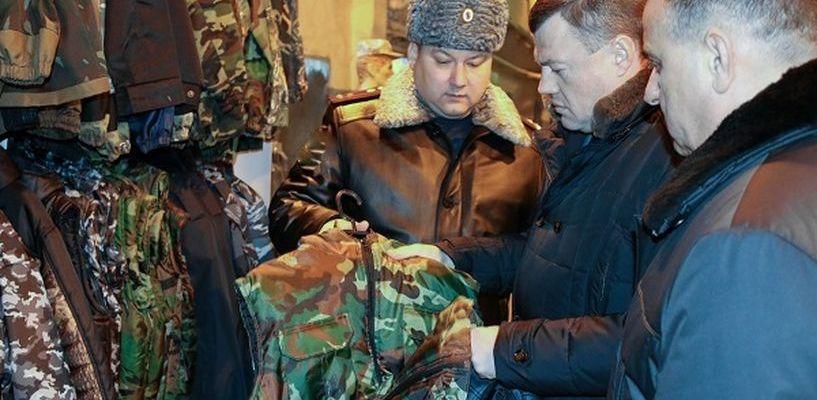 В январе в исправительных колониях области произвели товаров на 11 миллионов рублей