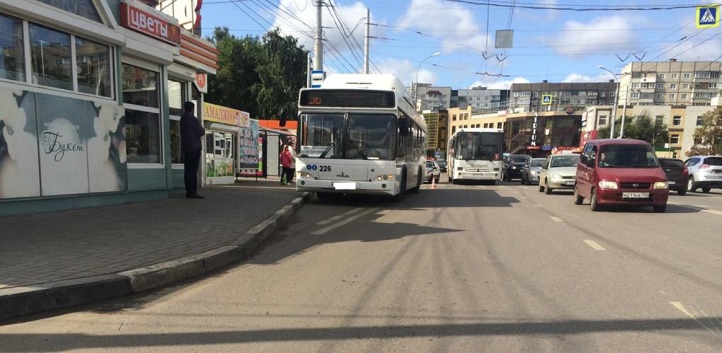 Пенсионерка упала в автобусе: ведется административное расследование