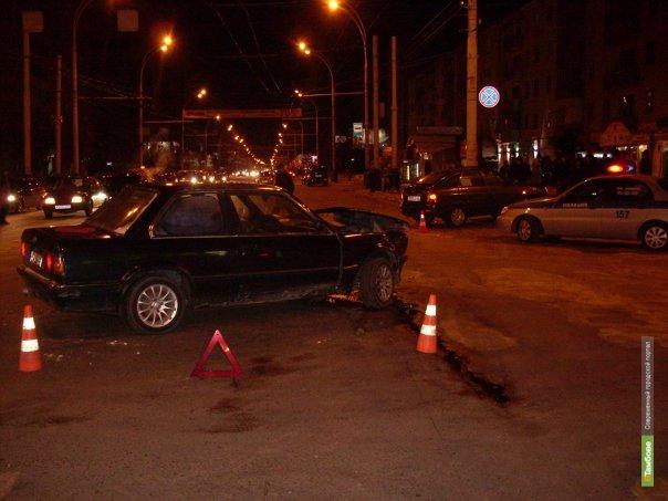 Тамбовские полицейские расследуют гибель девушки-пешехода