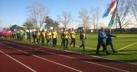 В Жердевском районе открыли новый пришкольный стадион