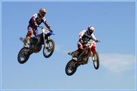 В Тамбовской области прошел чемпионат по мотокроссу