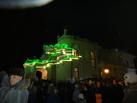 Проводы Зимы по-тамбовски: в усадьбе Асеева Масленица завершилась лазерным шоу