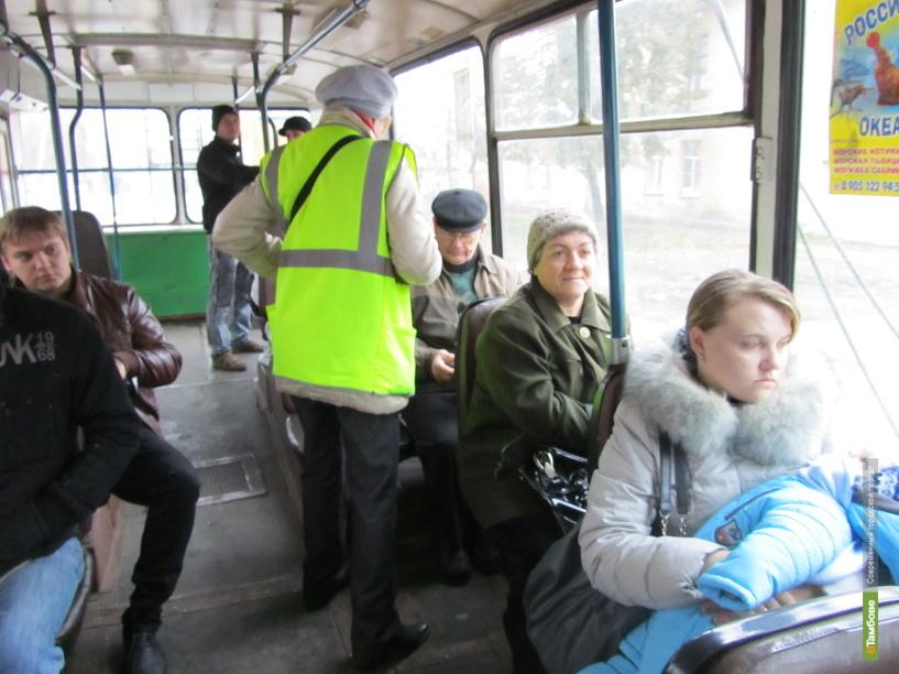 Тамбовчане закупили льготные проездные талоны на 5 лет вперед