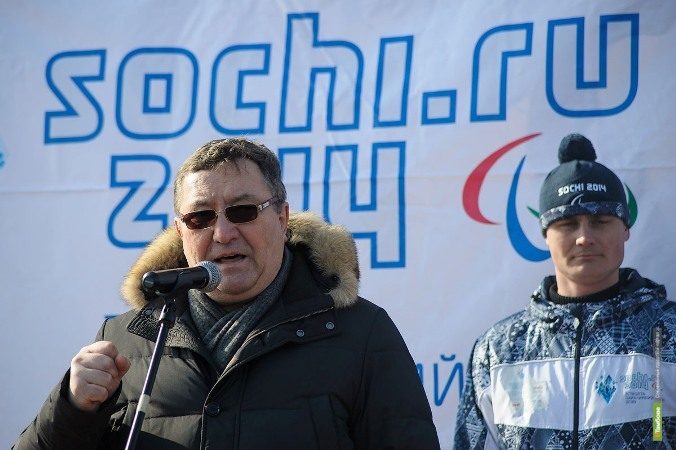 Губернатор поблагодарил тамбовчан за подготовку и проведение ХХII Олимпийских игр