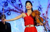 Ванесса Мэй войдет в лыжную сборную Таиланда на Играх в Сочи