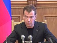 Медведев испугался революции по арабскому сценарию