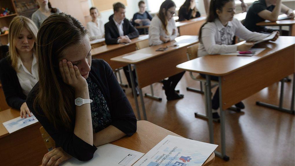 Почти 22 тысячи одиннадцатиклассников сдали ЕГЭ. Но не по-настоящему