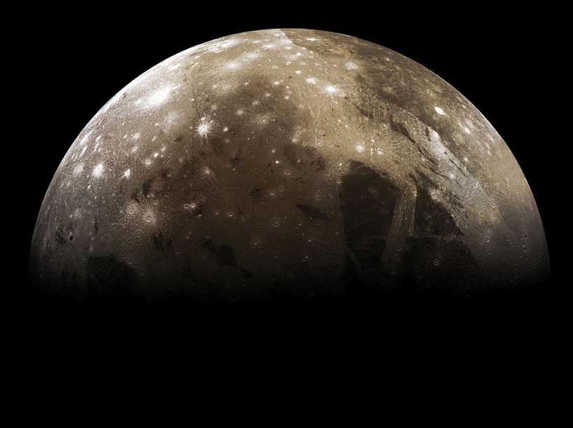 Ученые предположили, что на спутнике Юпитера есть жизнь