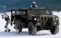 Российская армия будет ездить на итальянских броневиках