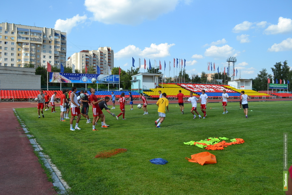 ВТамбове объявили конкурс на лучшую идею реконструкции «Спартака»