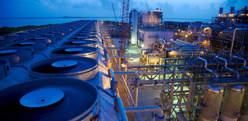В России выросла добыча природного газа