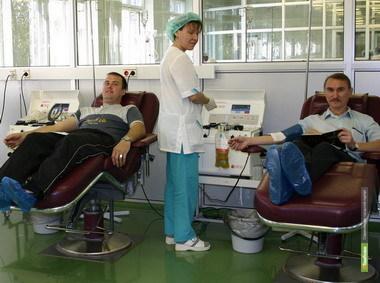 Медики призывают бизнесменов Тамбова становиться донорами