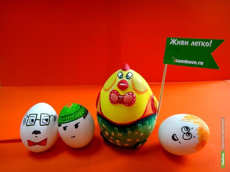 Фотоконкурс «Парад цыплят»: раскрась цыпленка — выиграй приз!