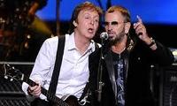 Бывшие участники The Beatles снова споют вместе