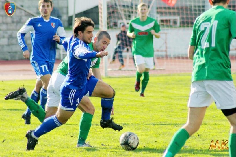 ФК «Тамбов» готовится к матчу с «Орлом»