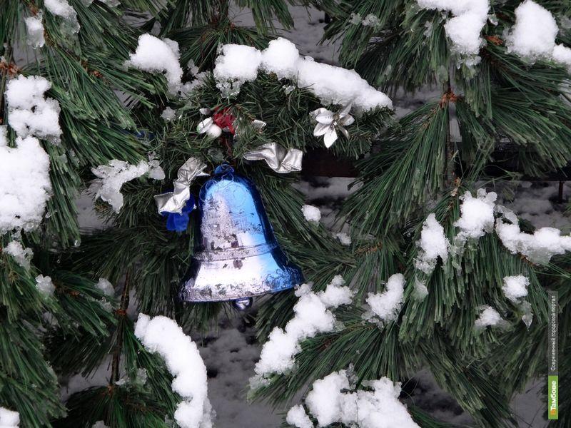 Новогодние праздники в Тамбове стартуют в эти выходные