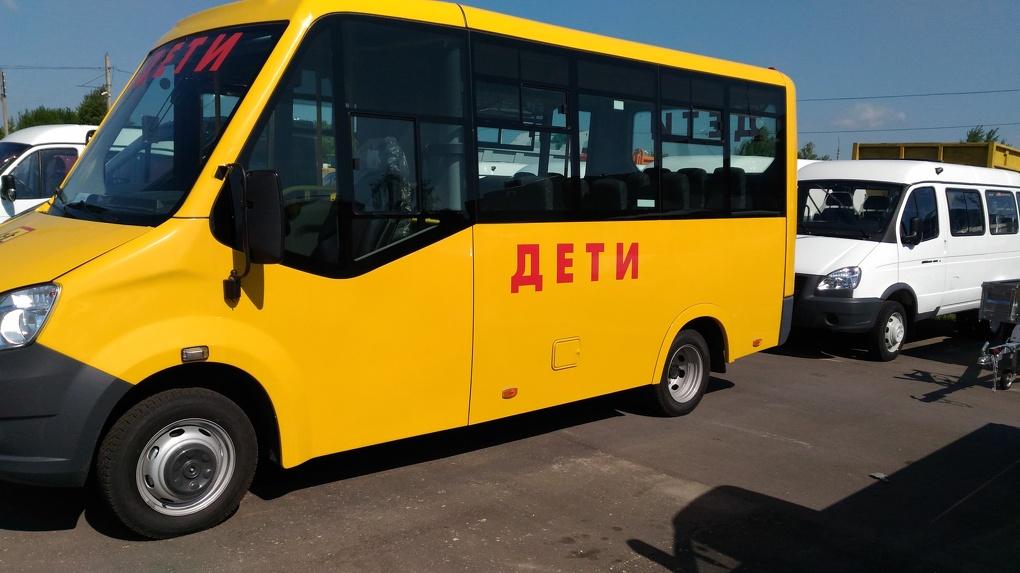 Безопасность превыше всего: перевозить детей в старых автобусах будет нельзя