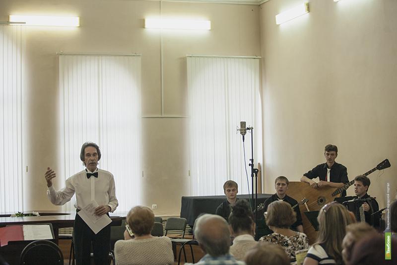 Песни нашего края прозвучали в исполнении тамбовского Камерного хора им. С.В.Рахманинова