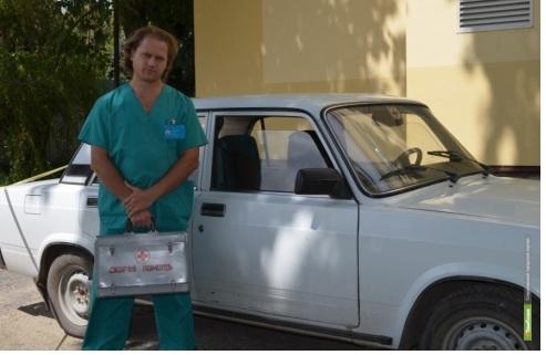 Фельдшера из Тамбова признали одним из лучших в ЦФО