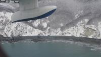 В Охотском море спасатели нашли объект, похожий на пропавшее судно