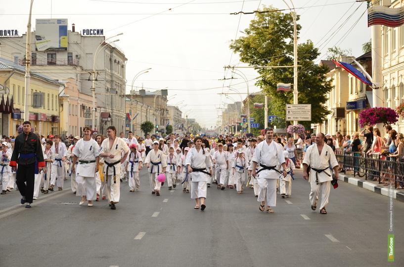 Завтра в Тамбове пройдет День здоровья и спорта