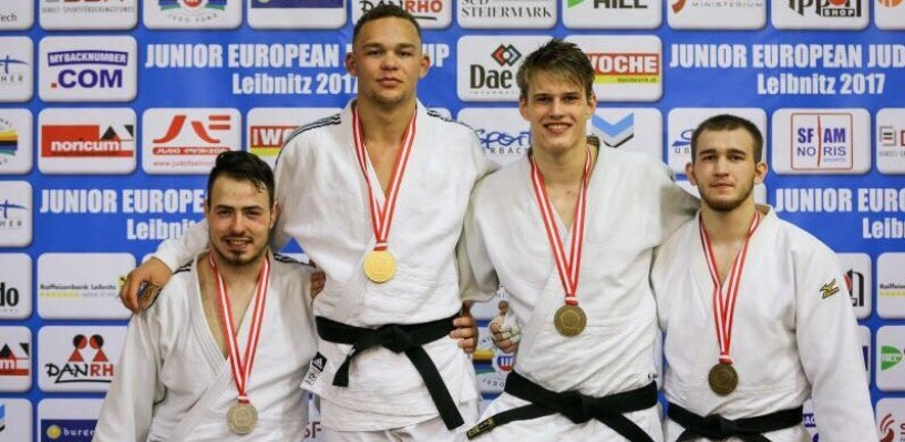 Виталий Плешаков привёз медаль с Кубка Европы