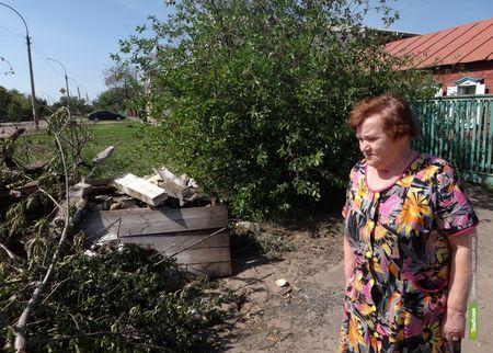 Жительница Тамбова опасается за свою жизнь из-за свалки